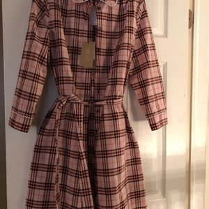 Brand new Burberry dress
